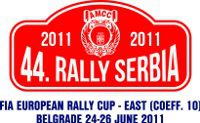 44. Rally Serbia